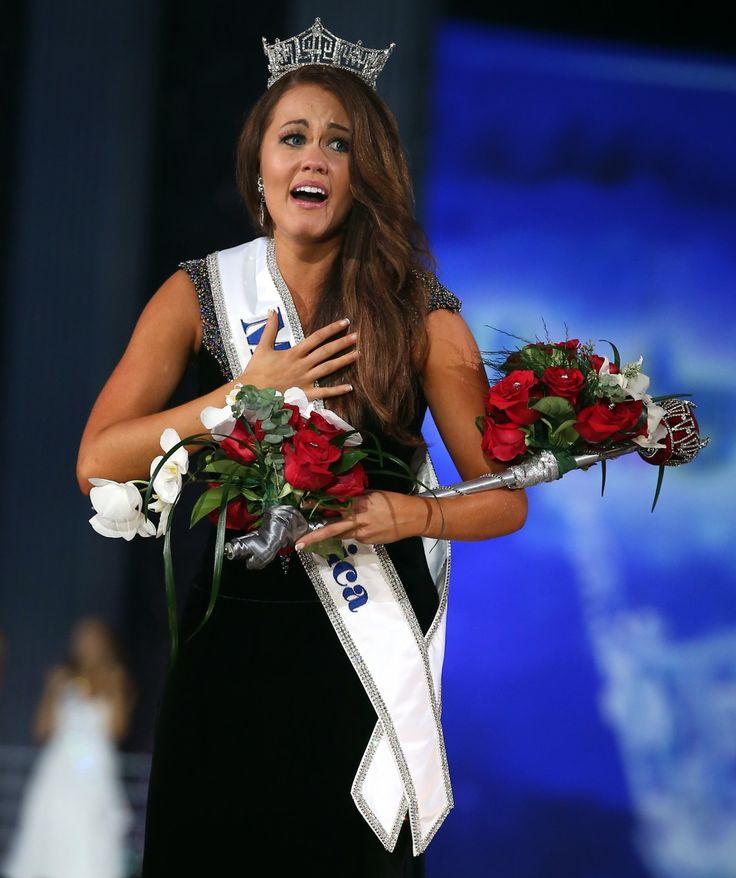 La nueva Miss America Cara Mund cree en el cambio climático y los derechos reproductivos