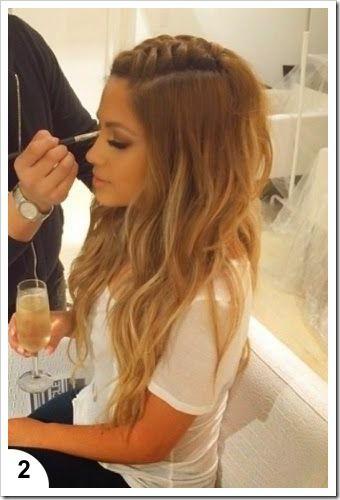 proste upięcia włosów na codzień - Szukaj w Google