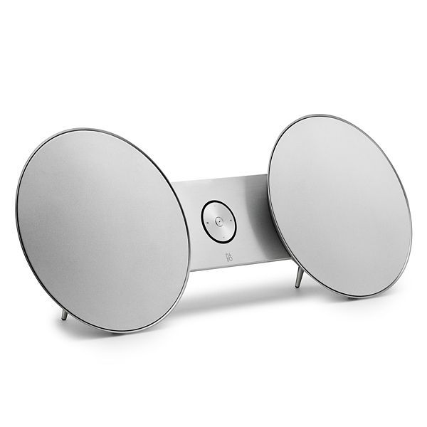 BeoPlay A8 extends the functionality of the award-winning BeoSound 8 by adding the wireless streaming technology AirPlay, and by giving you the option of using or removing the Apple docking connector.