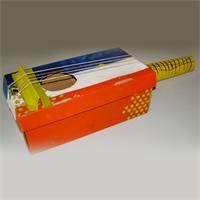 Guitare en carton  Fabriquer un instrument de musique