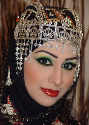 Omani Beauty- Shaimaa Al Hamadi, a TV presenter, a celebrity and interviewer.