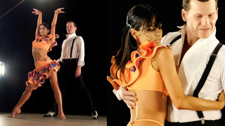 Dance Trailer - Alexander Bolshov & Fabienne Liechti