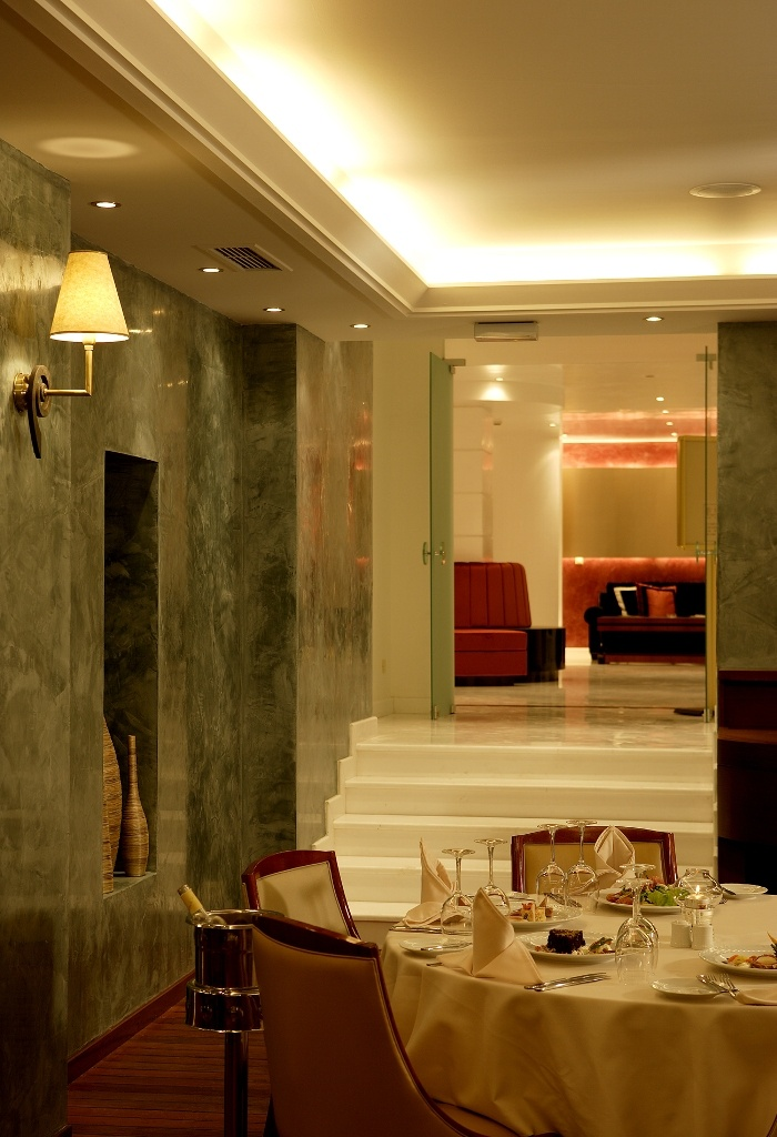 Piraeus Theoxenia Restaurant, Luxury Boutique Hotel, Piraeus, Athens, Greece