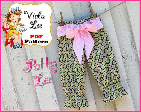 Hey, I found this really awesome Etsy listing at https://www.etsy.com/listing/81297189/patty-leegirls-ruffle-pants-pattern