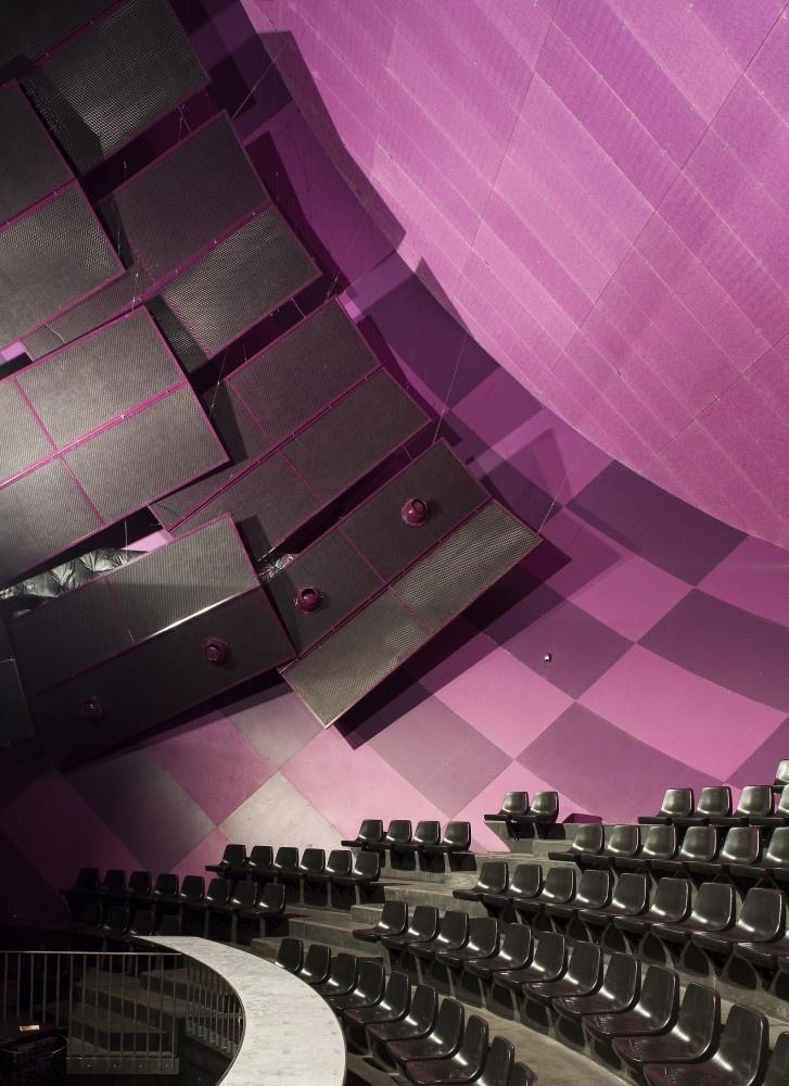 La Luciole Concert Hall - Moussafir Architectes Associés