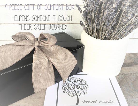 bereavement box bereavement gift sympathy gift sympathy