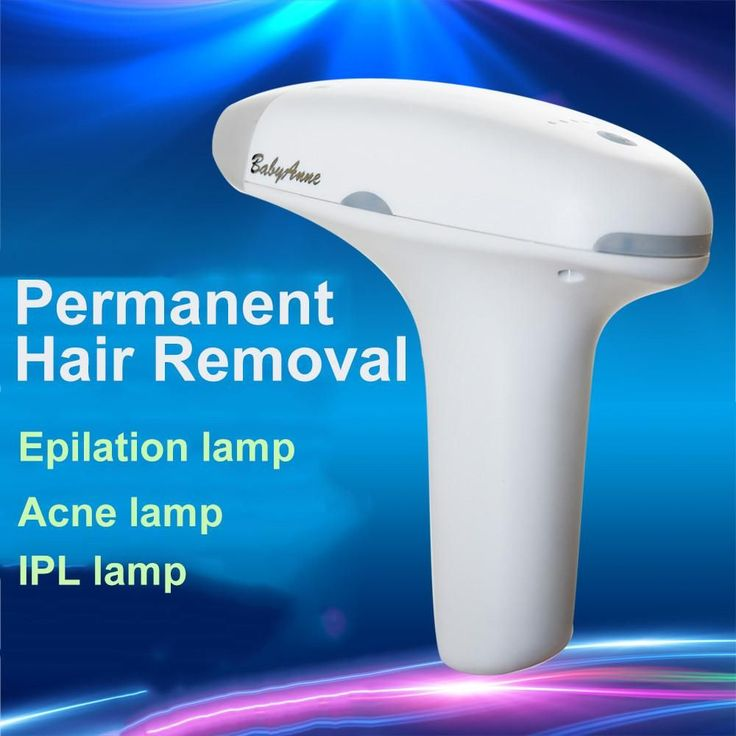 3 in 1  IPL Laser Permanent Hair Removal System