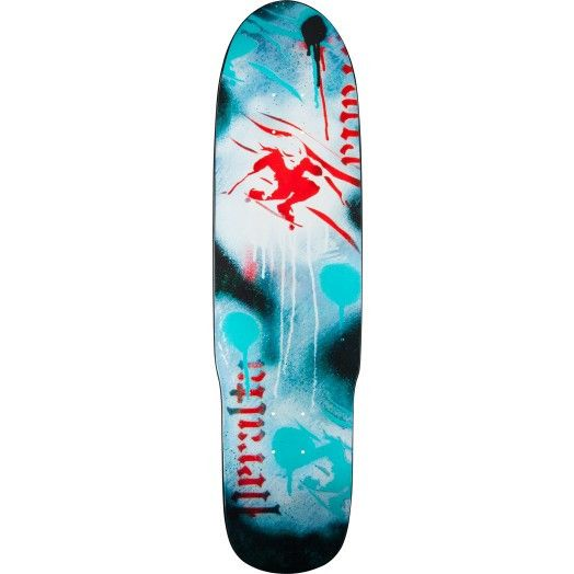 POWELL PERALTA - STACY PERALTA HIPSTER 3 SKATEBOARD DECK