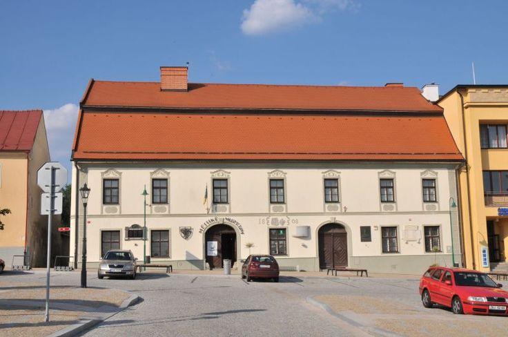 Bystrice nad Perstejnem, Museum