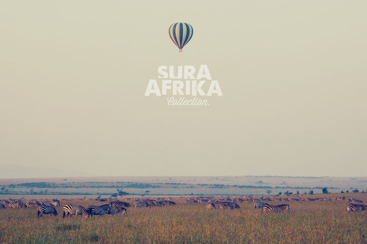 Kenya's Masai Mara National Reserve is the ultimate ballooning destination. The landscape is stunning and free, and the abundant wildlife can make for spectacular viewings from above. Many of our guests also see hyenas, lions, and cheetahs...  #SuraAfrika luxury travels everywhere. #luxurysafaricamps #luxurytravels #Africa #nature #animals #wild #Safariexperience #Africasafari #Balloon