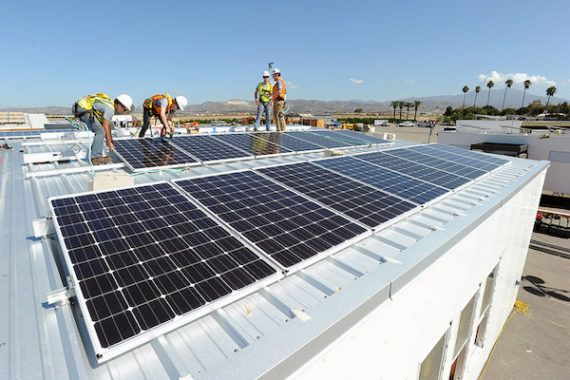 Solar Energy Beats Coal On Critical Infrastructure Resilience Says Doe Solar Energy Diy Solar Panel Cost Renewable Energy Systems