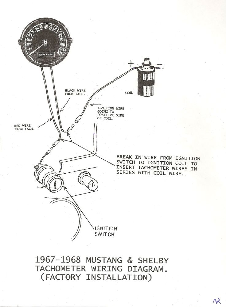17 best images about mustang on pinterest | ignition ... 1980 mustang tach wiring diagram 1968 mustang tach wiring #6