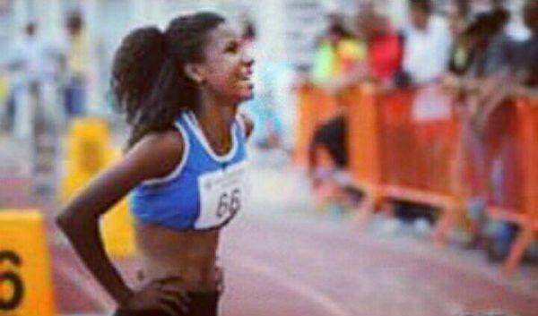 Pamela Milano logra presea de oro para Venezuela en Suramericano Sub-18 de Atletismo 13 noviembre 2016