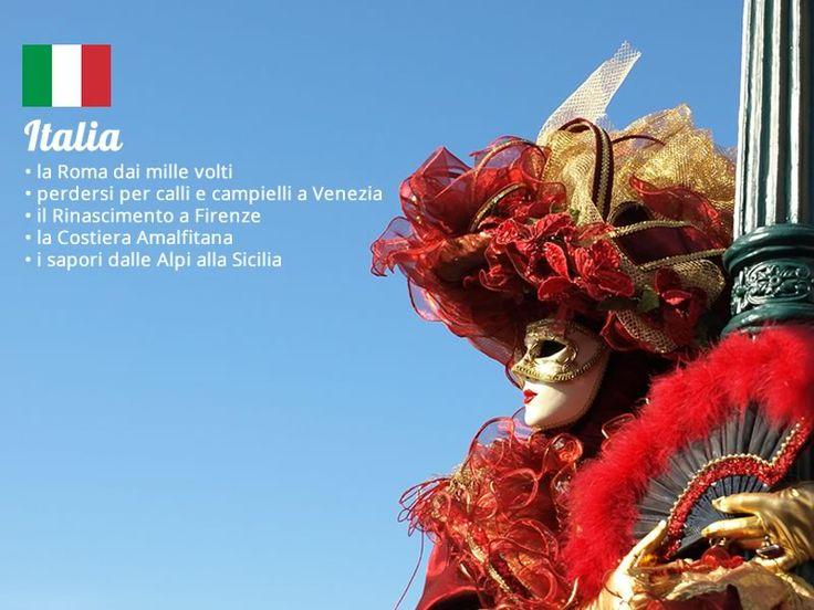 #Italia, Destinazioni Mondiali. Foto © Maria Cristina Bianchi
