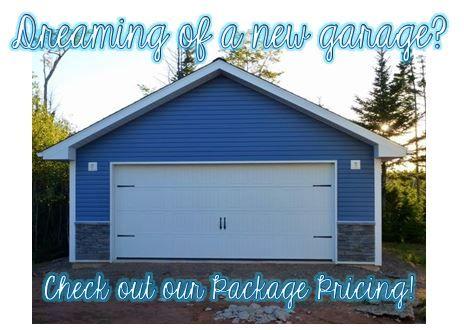 13 best garages images on pinterest garage garage house for House material packages