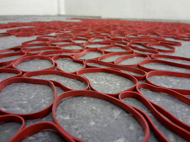 Rerubber: Installation by Lucy V. Pereira - JOQUZ