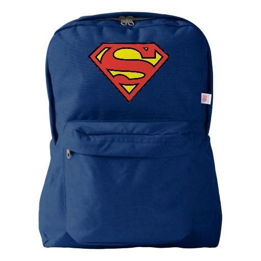 #Superman backpack
