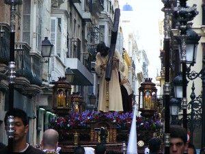 Semana Santa en Cádiz.