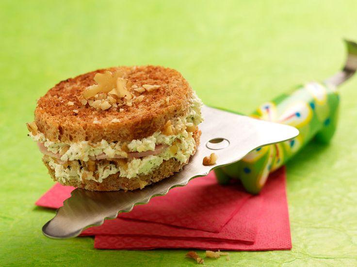 Découvrez la recette Croque monsieur au Boursin sur cuisineactuelle.fr.