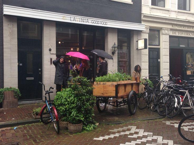 Lavinia's Good Food in Amsterdam, Noord-Hollad
