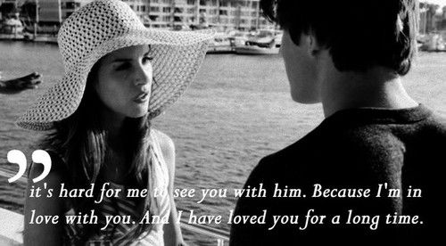 I have loved you for a long time-Liam to Annie #90210