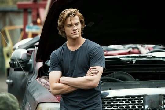 Lucas Till as Tripp in Monster Trucks