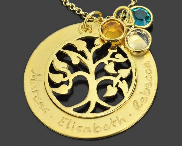 126 best lebensbaum schmuck images on pinterest godchild gift and tree pendant. Black Bedroom Furniture Sets. Home Design Ideas