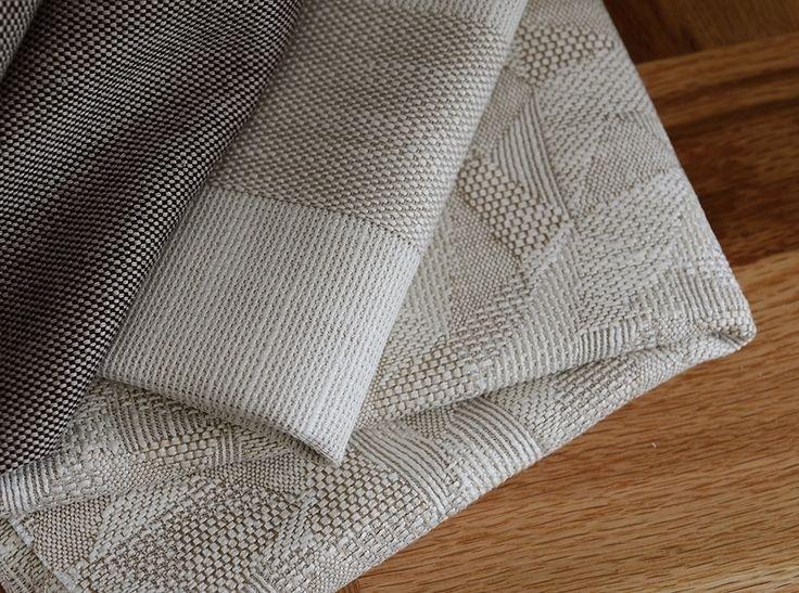 #новинки #Galleria_Arben: коллекция натуральных разнофаткурных тканей LIKYA @PersanHomeStudio #fabric #rersan #ткани #шторы #decoration