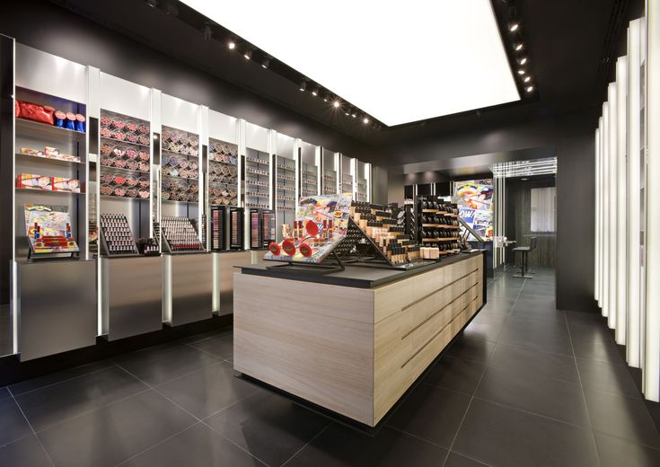 Mac Makeup Store applestorearchitectureretail Pinned by