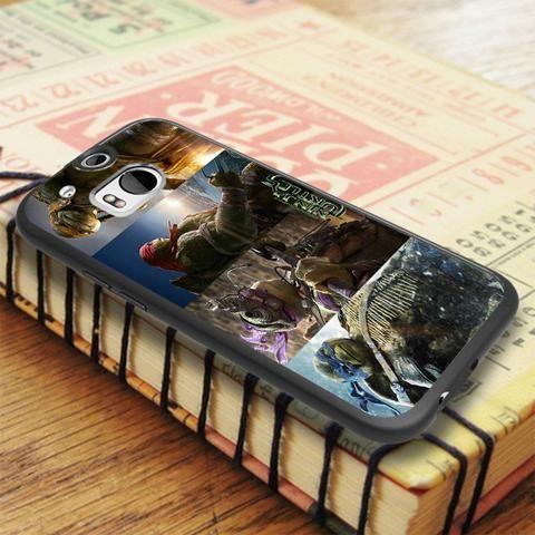 Teenage Mutant Ninja Turtles HTC One M8 Case