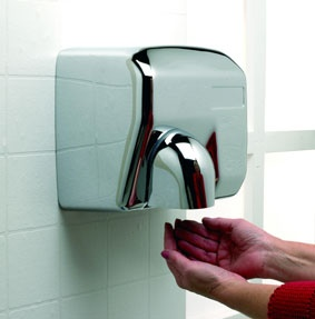 52 best images about automatic hand dryers on pinterest for Bathroom hand dryers electric