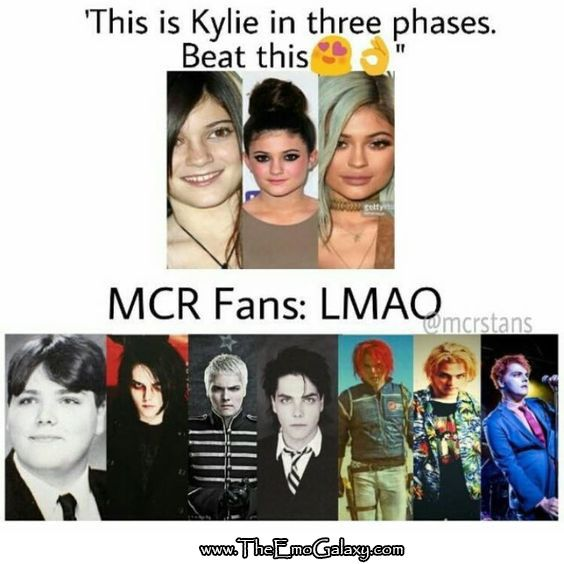Hahaha Gerard. It's so true though! And he didn't have to go through surgery to become that beautiful; he just is.
