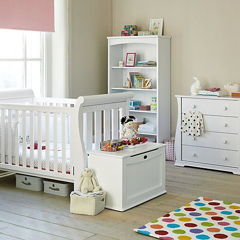My baby ideas: Nursery style. Boori nursery furniture range #johnlewis #baby #nursery