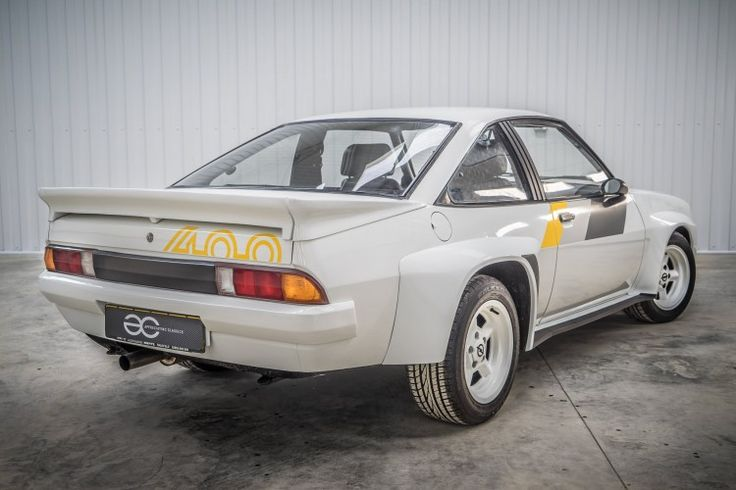 https://plus.google.com/+JohnPruittMotorCompanyMurrayville Opel Manta 400