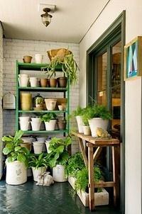 My little garden nook