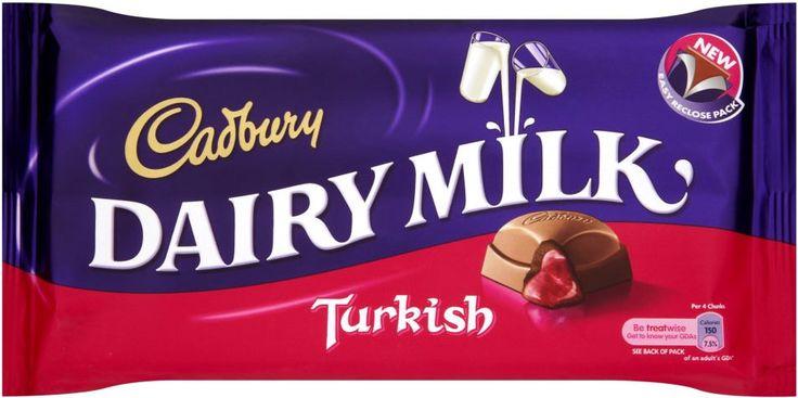 Cadbury Chocolate & Turkish Delight Mudcake
