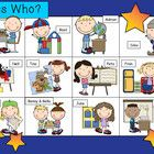 AKA Guess Who? This is a simple oral language game you can play in your Jr primary or elementary class.  Open the main grid on your whiteboard (or ...