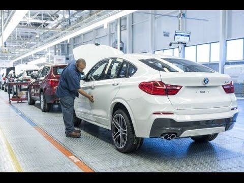 BMW Plant Spartanburg >> Impressions Of Bmw Group Plant Spartanburg Bmw Group Video