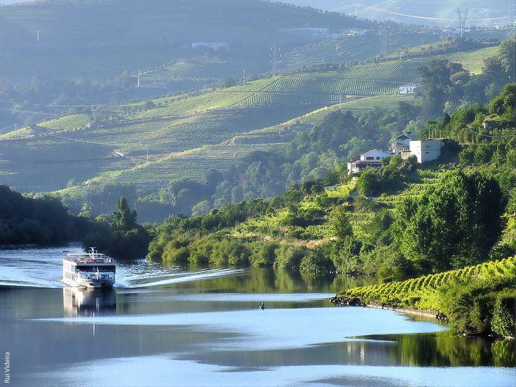 Rio Douro. Douro - Portugal
