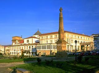 Coruña Parador de Ferrol