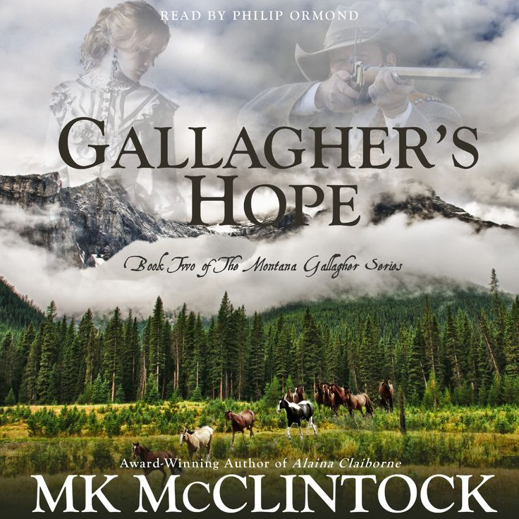 GALLAGHER'S HOPE Audiobook by MK McClintock