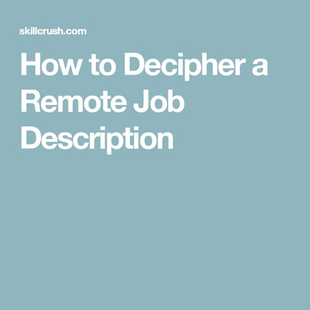 Best  Job Description Ideas On   Build A Resume