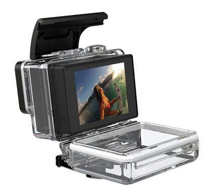 GoPro LCD Touch BacPac - 1