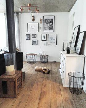 die besten 25+ dielenboden ideen auf pinterest | holzboden ... - Gemutliches Zuhause Dielenboden