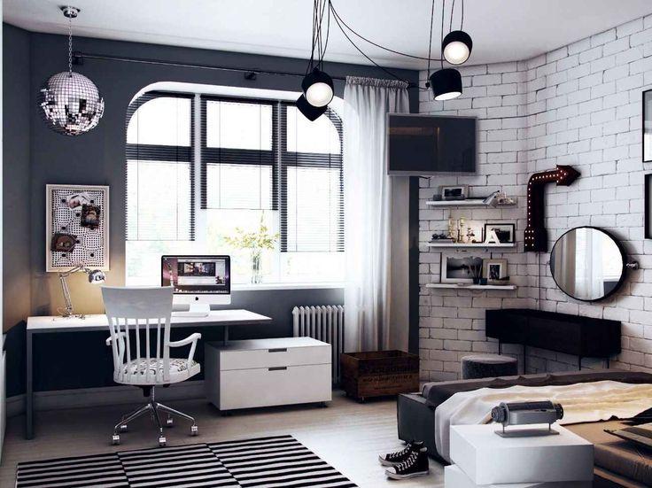 Картинки по запросу необычный интерьер комнаты подростка