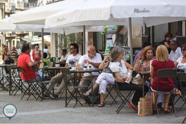 Café Brasileira de Braga | Braga Cool Braga-Cafés