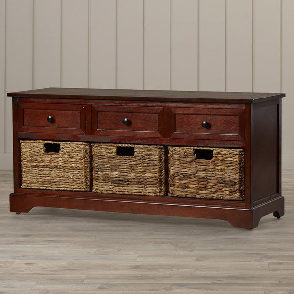 You Ll Love The Mckinley Storage Bench At Wayfair Great Deals On All Furniture Products With Storage Bench Entryway Bench Storage Storage Bench With Cushion