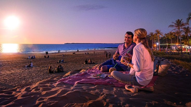 Hire #Campervan Australia - An Amazing Self-drive Holiday in Darwin