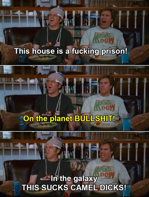 """The complaints were colorful.   19 Reasons """"Step Brothers"""" Is The Most Underrated Will Ferrell Movie"""