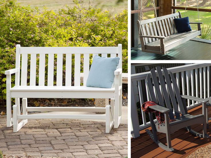 Luckily Our Polywood Outdoor Furniture Is Made To Stand Up